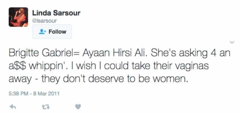 Linda Sarsour Twitter Rant _Lipstick Republic Blog